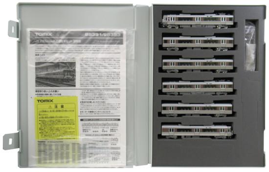 鉄道模型 Nゲージ 高品質新品 ☆ SALE 中古 TOMIX 98393 223 6両セット 快速 A 2000系近郊電車 数量限定 JR 6両編成