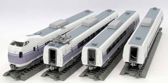 【中古】HOゲージ/カツミ JR東日本 E351系「スーパーあずさ」基本編成8両セット【A】※こちらの商品は「代金引換」でのお求めは出来ません。また運送保険加入の都合上、お届け日時指定を承れませんのでご了承願います。