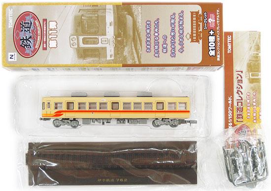 鉄道模型 ニューホビー 中古 トミーテック 鉄道コレクション 第11弾 超歓迎された A 762 メーカー出荷時からの塗装ムラ等はご容赦下さい 147 期間限定で特別価格 伊予鉄道