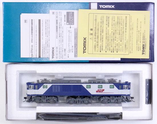 【中古】HOゲージ/TOMIX HO-123 JR EF64 1000形電気機関車(JR貨物更新車) 2005年ロット【A'】付属品の袋開封済