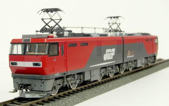 【中古】HOゲージ/TOMIX HO-128 JR JR EH500形電気機関車(3次形) 2007年ロット HO-128【A'】外箱傷み, 佐賀県:e6ea034e --- pecta.tj