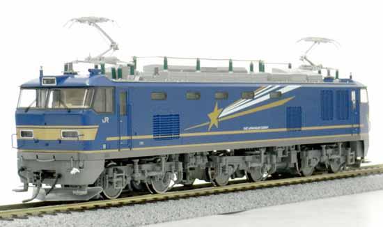 【中古】HOゲージ/TOMIX HO-189 JR EF510-500形電気機関車 北斗星色 プレステージモデル 2012年ロット【B】