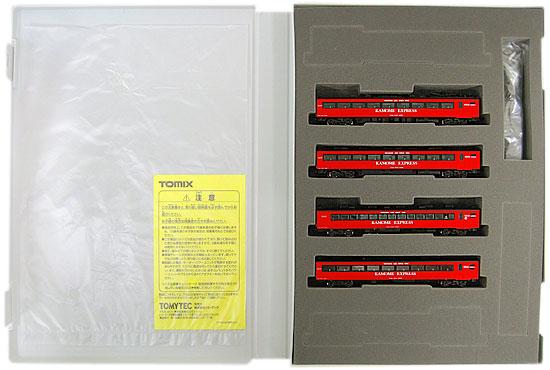 【中古】Nゲージ/TOMIX 92557 JR 485系特急電車(KAMOME EXPRESS) 4両増結セット【A】