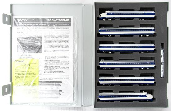 数量は多い  【中古 6両セット【A】】Nゲージ/TOMIX JR 98648 JR 0-7000系山陽新幹線(復活国鉄色) 6両セット【A 98648】, ヨネダさんちのギフト屋さん:8b1441bb --- canoncity.azurewebsites.net