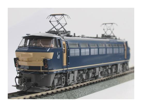 【中古】HOゲージ/TOMIX HO-2508 JR EF66形電気機関車 (前期型・JR貨物新更新車)プレステージモデル【A'】説明書に破れあり