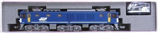 【中古】Nゲージ/ラウンドハウス 3023-5 EF64 1000 JR貨物 広島更新色タイプ【A】