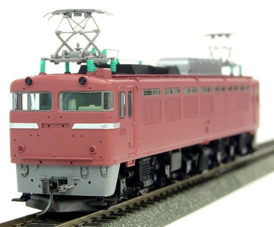 【鉄道模型 HOゲージ】 【中古】HOゲージ/TOMIX HO-101 EF81形電気機関車(ローズ)【A】