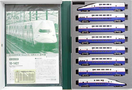 【中古】Nゲージ/KATO 10-1427 E4系新幹線「Maxとき」 8両セット【A】