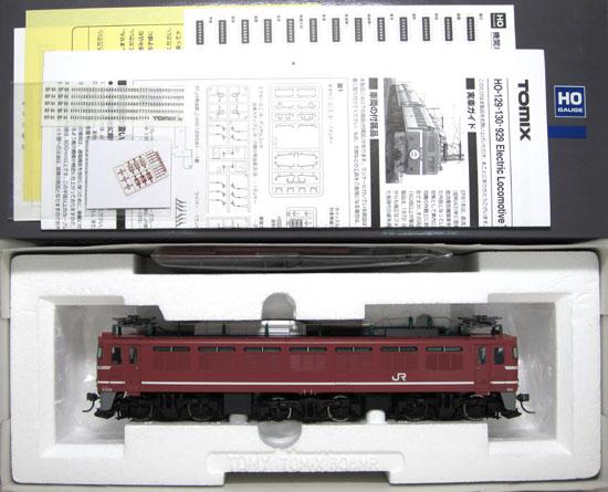 【中古】HOゲージ/TOMIX HO-929 JR EF81形電気機関車(JR貨物更新車) JR HO-929【A】, 中古テニスマーケット:12832e3e --- pecta.tj