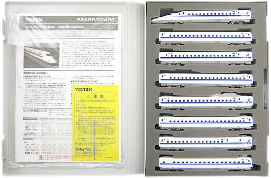 【中古】Nゲージ/TOMIX 92486+92487+92488 N700 1000系 (N700A) 東海道・山陽新幹線 基本+増結A+増結B 16両フル編成セット【A'】※全車92486と92488のケースに収納 ※車両は号車番号順に収納 ※スリーブ傷み