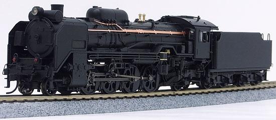 【鉄道模型 HOゲージ】 【中古】HOゲージ/天賞堂 71022 D51形蒸気機関車 標準型(デフ点検口有り) カンタムサウンド搭載ダイキャストモデル【A】