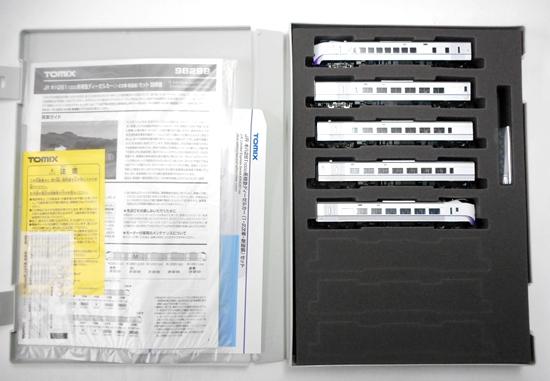 【中古】Nゲージ/TOMIX 98298 JR キハ261-1000系特急ディーゼルカー (1・2次車・新塗装) 5両セット【A】