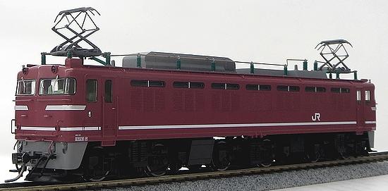 【中古】HOゲージ/TOMIX HO-170 JR EF81-600形電気機関車(JR貨物更新車) プレステージモデル【A】