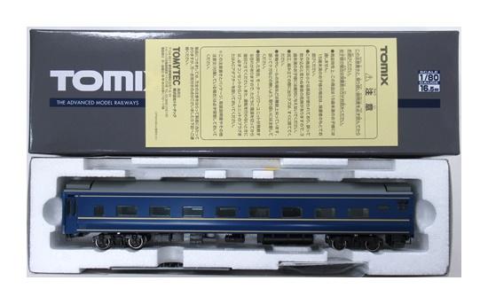 【中古】HOゲージ/TOMIX HO-5012 JR客車 オハネ25-100形 (金帯)【A】