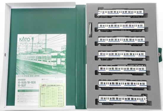 【中古】Nゲージ/KATO 10-1535 415系 (常磐線・新色) 7両基本セット【A】
