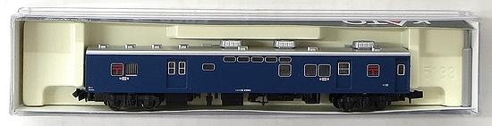 鉄道模型 Nゲージ 中古 KATO 2014年ロット 在庫一掃 流行のアイテム オユ10 A 5069