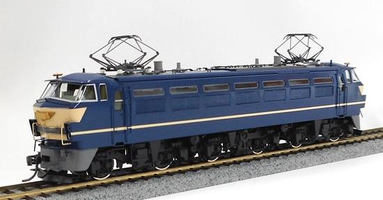 【中古】HOゲージ/エンドウ EF66形電気機関車 0番台 JR西日本仕様 1998年製【A'】外箱若干の傷み スポンジ傷み