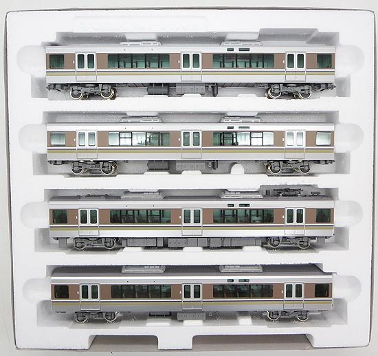 【中古】HOゲージ/TOMIX HO-9029 JR 223-2000系近郊電車 4両 増結セットA【A】