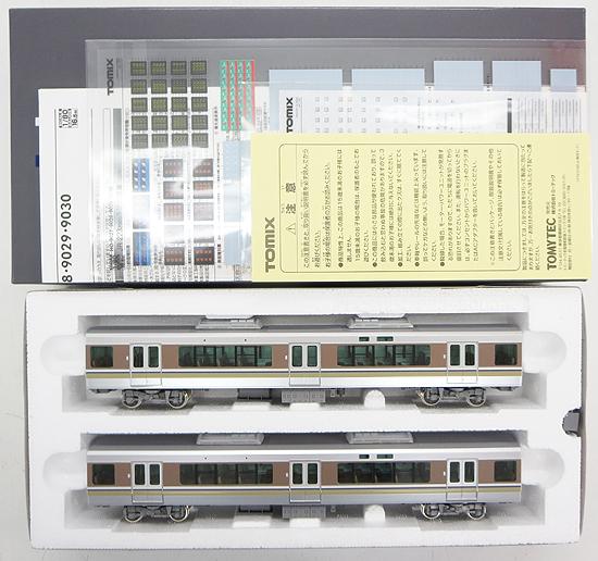 【中古】HOゲージ/TOMIX HO-9030 JR 223 2000系近郊電車 2両増結セットB【B】※シール切取