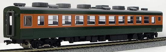【中古】HOゲージ/カツミ 国鉄/JR 165系急行電車 モハ165 2008年製【A】