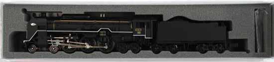 鉄道模型 Nゲージ 中古 KATO 2017-2 A 北海道形 C62 2号機 メーカー直送 大好評です 2017年ロット