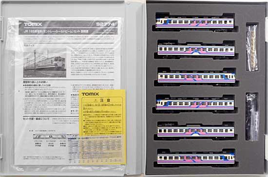 【中古】Nゲージ/TOMIX 92774 JR 165系電車(モントレー・シールドビーム) 6両セット【A】