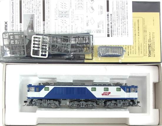 【中古】HOゲージ/TOMIX HO-123 JR EF64-1000形電気機関車 (JR貨物更新車) 2009年ロット【A'】箱若干イタミ