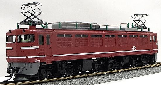 【中古】HOゲージ/TOMIX HO-163 JR EF81-600形電気機関車 (JR貨物更新車)【A'】外箱少し傷み