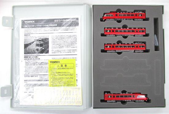 【中古】Nゲージ/TOMIX 92320 名鉄7000系パノラマカー(2次車)4両基本セット 2020年ロット【A】