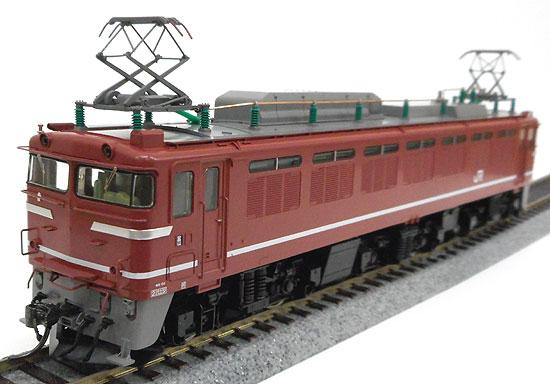 【中古】HOゲージ/TOMIX HO-933 限定品【A】 JR EF81形電気機関車(735号機 JR・JR貨物更新車) 限定品【A HO-933】, 相馬市:0c819c44 --- pecta.tj