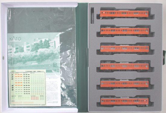 鉄道模型 Nゲージ 中古 KATO 10-1551+10-1552 T編成 半額 基本+増結 10両セット A 201系中央線色 人気ブレゼント!