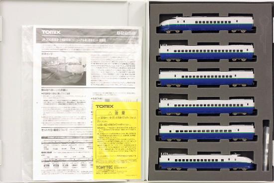 【中古】Nゲージ/TOMIX 92852 JR200系 東北・上越新幹線(リニューアル車) 6両 基本セット 2013年ロット【A】