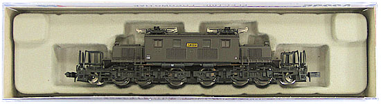 【中古】Nゲージ/マイクロエース A2235 国鉄 EF13-25 戦時型・第一次改装・ボンネットR付・上越形【D】ライト不灯