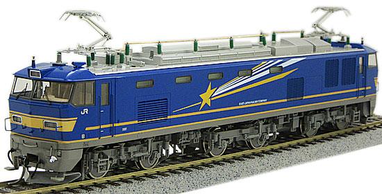 【中古 HO-189】HOゲージ/TOMIX HO-189 JR EF810 500形電気機関車(北斗星色) EF810 プレステージモデル 2011年ロット【A】, むせんや:095722e9 --- atbetterce.com
