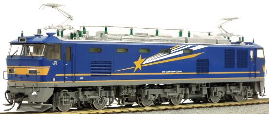 【中古】HOゲージ/TOMIX HO-189 JR EF510-500形電気機関車(北斗星色) プレステージモデル 2015年ロット【A】