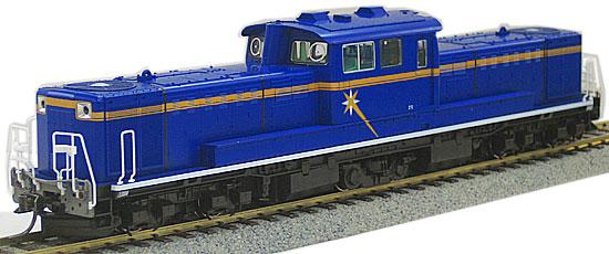 【中古】HOゲージ/TOMIX HO-204 JR DD51-1000形ディーゼル機関車 (JR北海道色)【A】