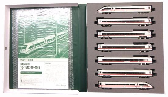 鉄道模型 Nゲージ 中古 KATO 10-1512+10-1513 国内正規品 12両 A ICE4 送料無料お手入れ要らず 基本+増結セット