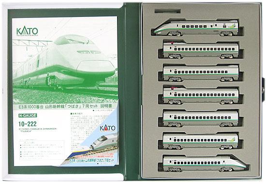 【中古】Nゲージ/KATO 10-222 E3系1000番台 山形新幹線「つばさ」 7両セット 2009年ロット【A】