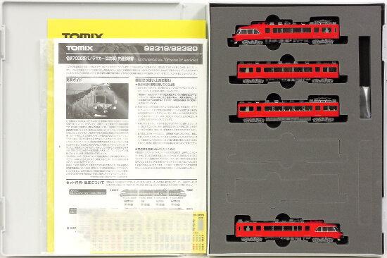 【中古】Nゲージ/TOMIX 92320 名鉄7000系パノラマカー(2次車) 4両基本セット 2007年ロット【A'】※スリーブ傷み
