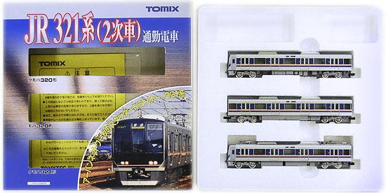 鉄道模型 Nゲージ 中古 TOMIX 92358 JR 321系 A 基本セット 3両 即出荷 2次車 初回限定 2008年ロット