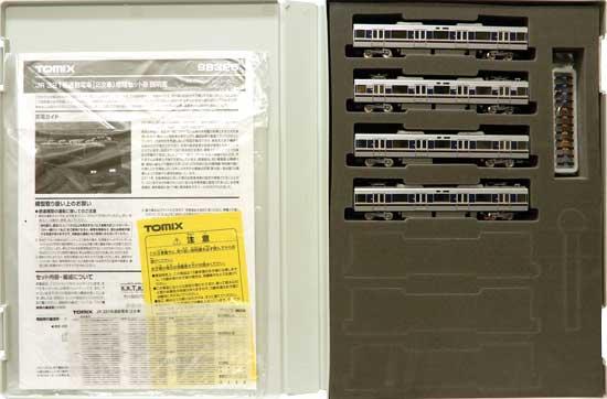 【中古】Nゲージ/TOMIX 98326 JR 321系通勤電車(2次車)増結セットB 4両セット【A】