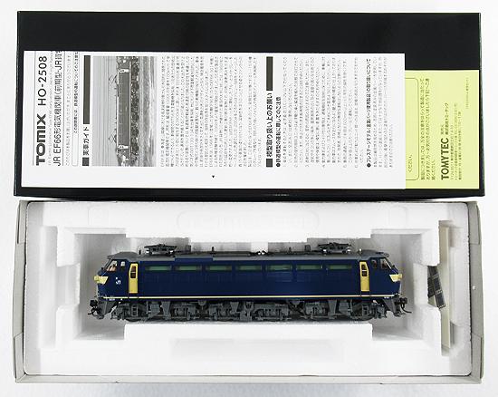 【中古】HOゲージ/TOMIX HO-2508 JR EF66形電気機関車(前期型・JR貨物新更新車) プレステージモデル【A】