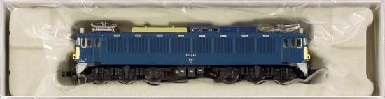 【中古】Nゲージ/マイクロエース A0973 国鉄EF62-48 後期型 青色・PS22【A】