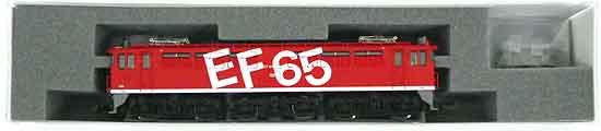 開店祝い 鉄道模型 Nゲージ 中古 KATO 3061-3 EF65 レインボー塗装機 1118 A 贈答