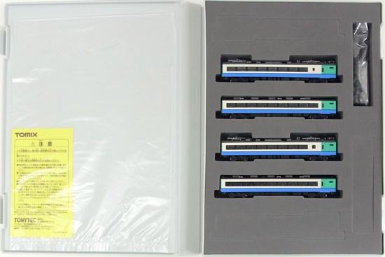 【中古】Nゲージ/TOMIX 98338 JR 485-3000系特急電車(はくたか) 4両 増結セット【A】