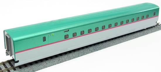 【中古】HOゲージ/エンドウ E712 E5系新幹線「はやぶさ」 E515 (グリーン車) 2013年ロット【A】