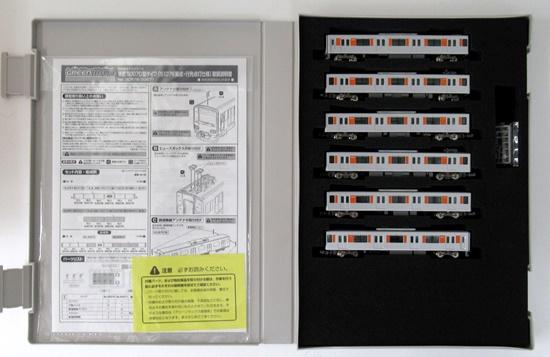 【中古】Nゲージ/グリーンマックス 30876+30877 東武50070型タイプ(東上線/直通乗入れ対応 51076編成・行先点灯仕様) 基本+増結 10両セット【A】