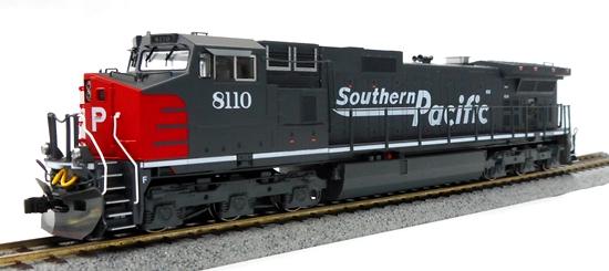 【中古】HOゲージ/KATO 37-6621 GE C44-9W Southern Pacific #8110 2012年製【A'】外箱傷み