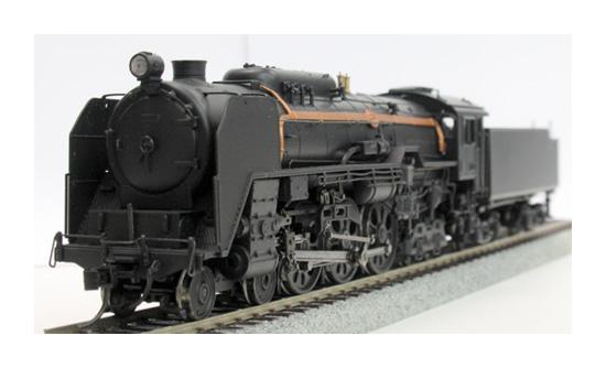 【中古】HOゲージ/天賞堂 51001 C62形蒸気機関車 東海道タイプ【A】