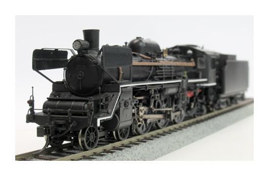 【中古】HOゲージ/天賞堂 51011 C57形蒸気機関車 1次型 九州タイプ(門鉄デフ)【A】